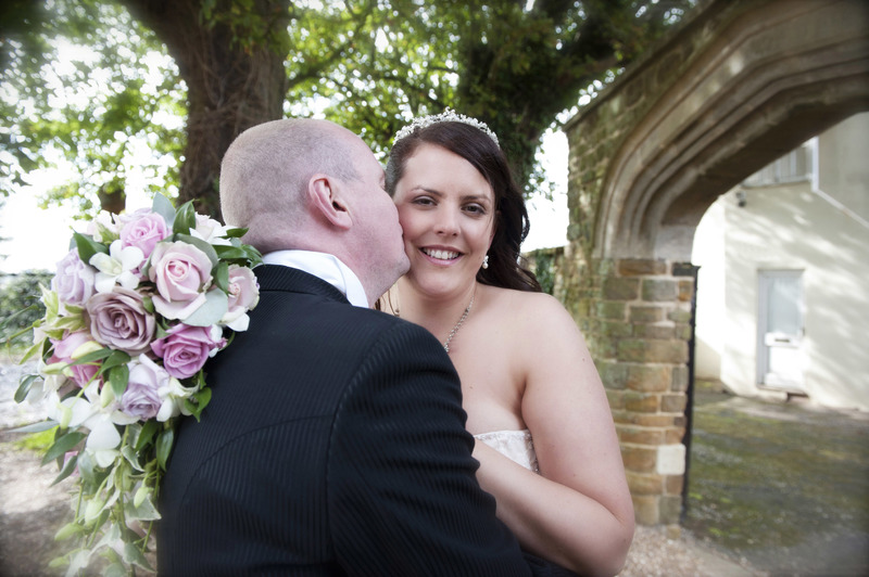 Katie & Matt - Highgate House Hotel in Northampton
